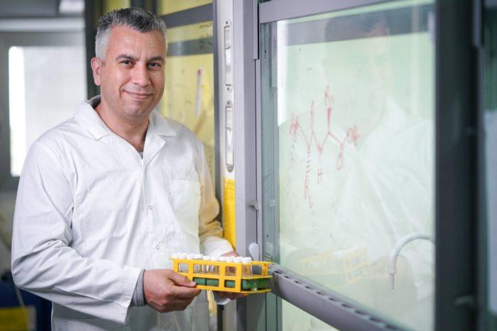 Professor Ashraf Brik