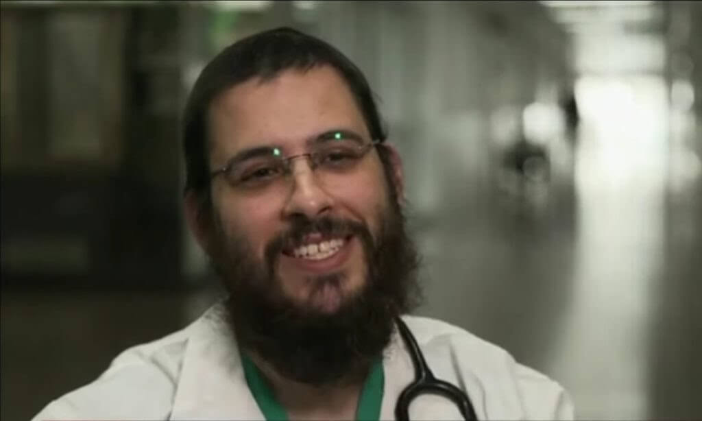 Meet Israel's First Hasidic Med School Student
