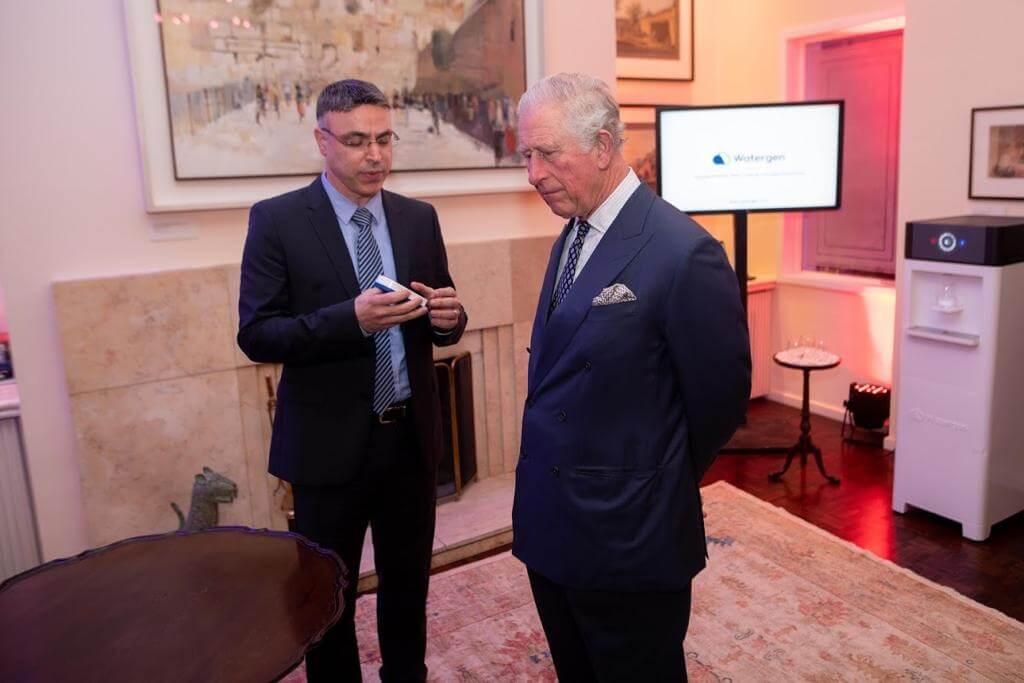 Photo by Ben Kelmer courtesy British Embassy Israel