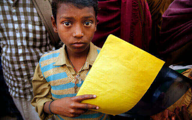 Illustrative image: A young tuberculosis patient waits in a line to show the doctor his x-ray at the Lal Bahadur Shastri Government Hospital in Ram Nagar in Varanasi, India. (AP Photo/Rajesh Kumar Singh)