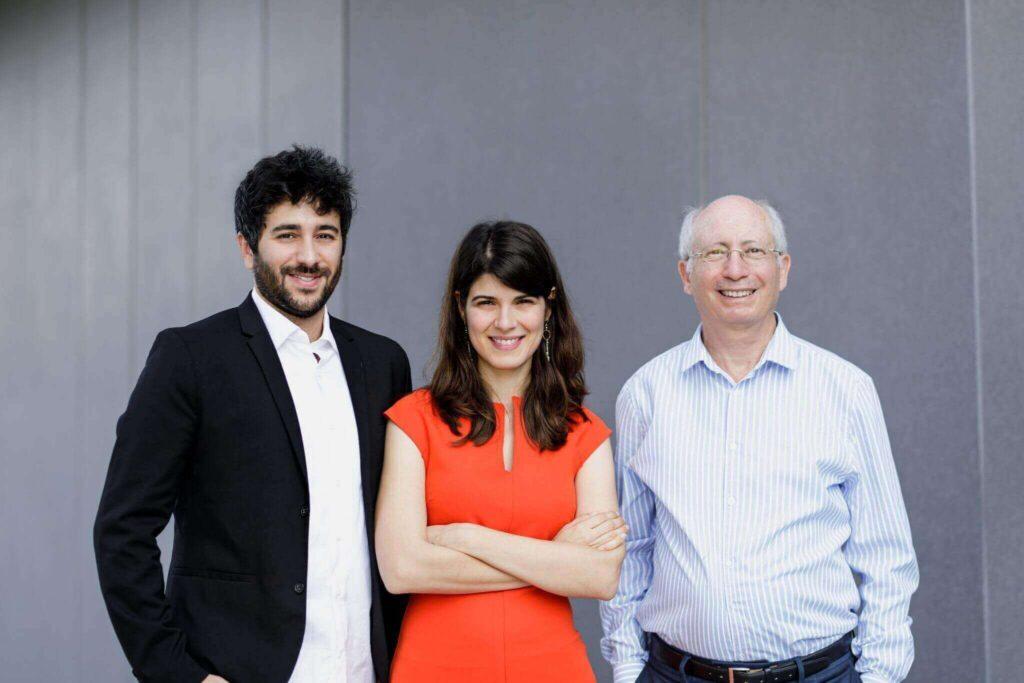Diagnostic Robotics founders | Photo: Omer Hacohen