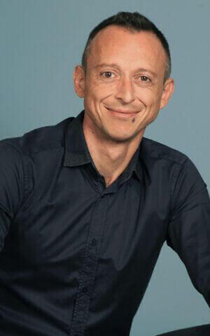 Dr Gregory Shuster, CEO and founder of NanoVation (Osnat Krasnansky)