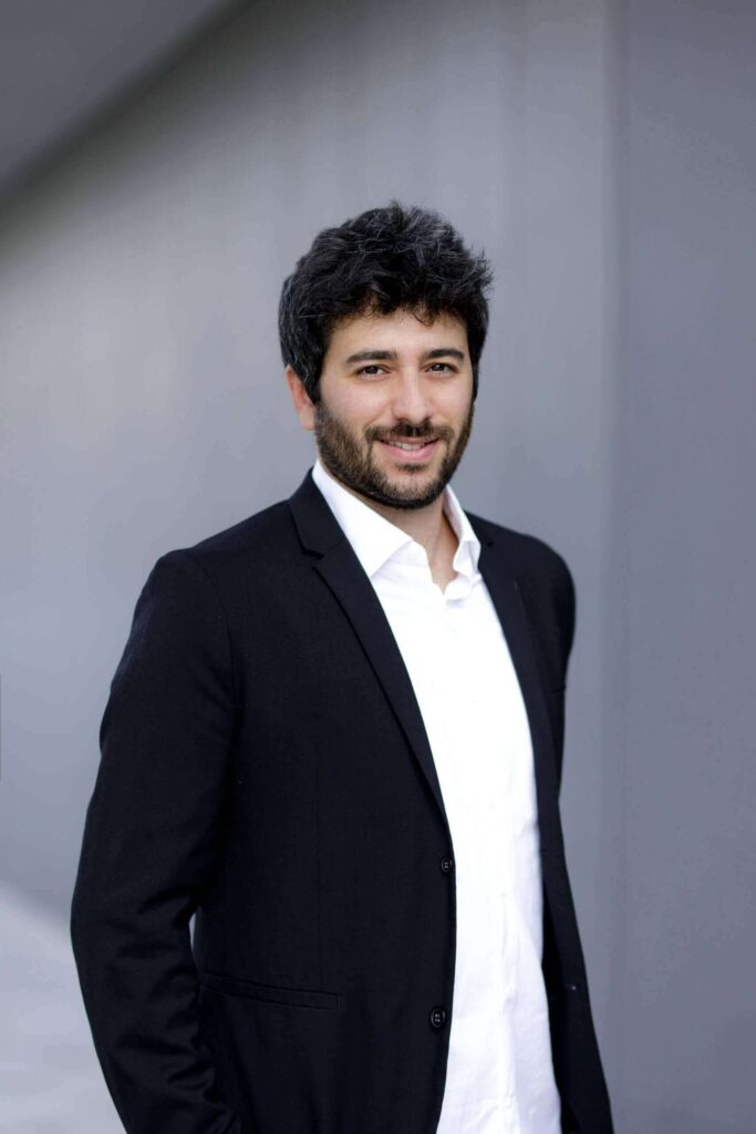 Yonatan Amir | Photo: Omer Hacohen