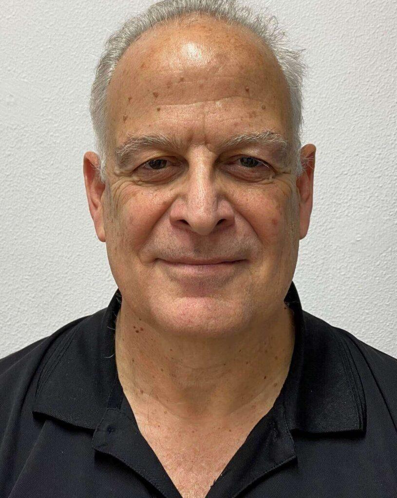 Psychiatrist Dr. Abraham Peled. Photo courtesy of Montfort