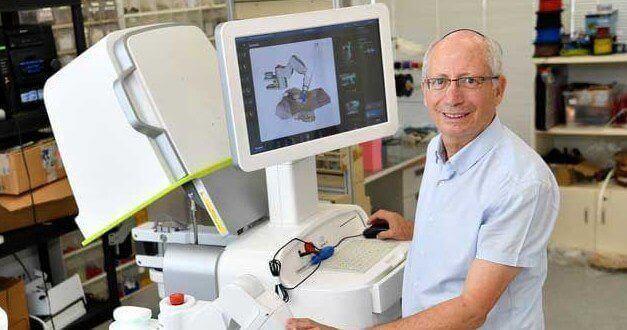 Prof. Moshe Shoham (courtesy)